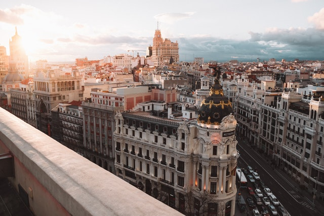 A Rough Guide to Madrid: From One Sorority Sister to Another